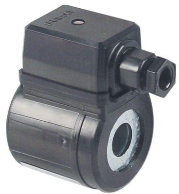 πηνίο 230VAC  20VA ø έδρας 16.5mm τύπος πηνίου 13742002 H 53mm BRAHMA