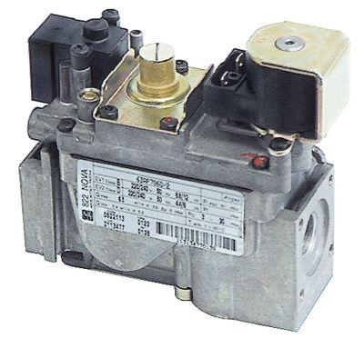 βαλβίδα αερίου SIT  σειρά Novasit 822  230V 50Hz είσοδος αερίου 1/2″  έξοδος αερίου 1/2″