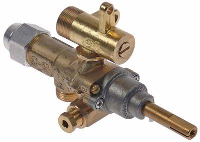 βαλβίδα αερίου εναλλακτικά για EGA τύπος GPEL21D  με έξοδο ακροφυσίου (χωρίς ακροφύσιο)