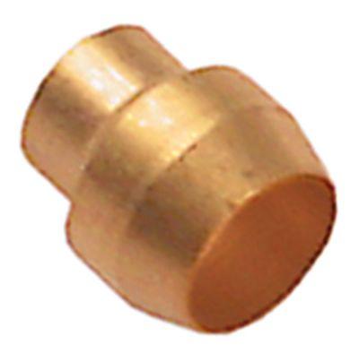 δακτύλιος κοπής για ø σωλήνα 6mm  Ποσ. 1 τεμ. κατάλληλο για σειρά 160  για πιλότο καυστήρα