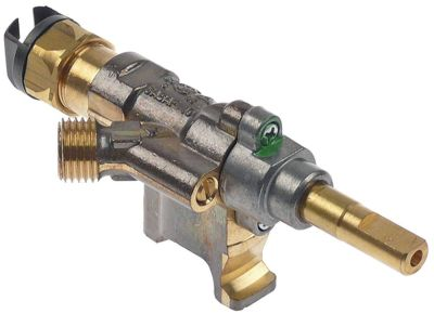 βαλβίδα αερίου SABAF  τύπος 10 είσοδος αερίου φλάντζα σωλήνα ø16mm