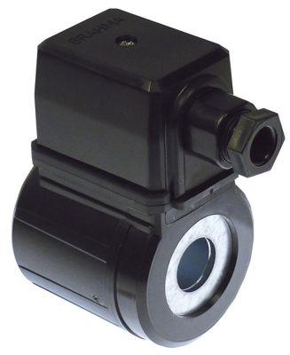ηλεκτρομαγνητική βαλβίδα 230VAC  20VA ø έδρας 17mm τύπος πηνίου 13902001 BRAHMA
