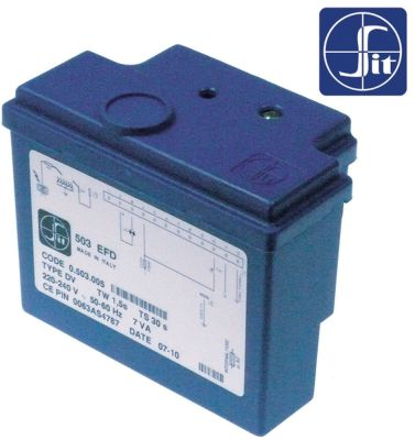 πλακέτα αυτόματού σπινθηρισμού SIT  τύπος 503EFD  ηλεκτρόδια 2 χρόνος αναμονής 1.5s