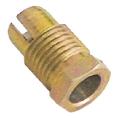 βίδα σύνδεσης για θερμοστοιχείο σπείρωμα M10x1  Ποσ. 5 τεμ. τύπος SEF 1