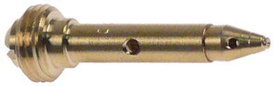 ακροφύσιο πιλότου LPG κωδικός 20 εσωτερική ø 0,2mm Ποσ. 5 τεμ.