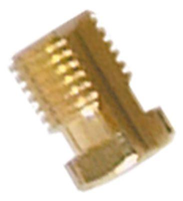 αντάπτορας θερμοκόπιας σπείρωμα M9x1  Ποσ. 10 τεμ.