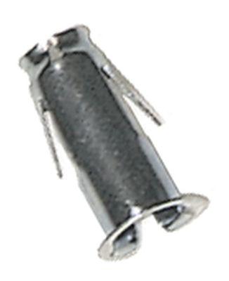 αντάπτορας για θερμοστοιχείο κατάλληλο για CB 502/505  Ποσ. 10 τεμ.