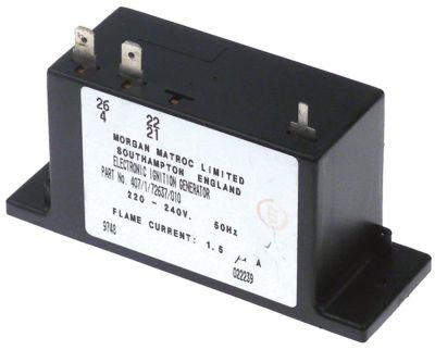 γεννήτρια σπινθηριστή έξοδοι 1 50Hz 220-240 V τάση AC