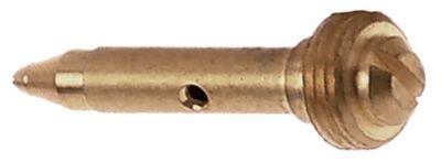 ακροφύσιο πιλότου LPG κωδικός 20 εσωτερική ø 0.2mm Ποσ. 1 τεμ.
