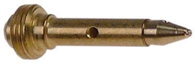 ακροφύσιο πιλότου φυσικό αέριο κωδικός 35 εσωτερική ø 0.4mm Ποσ. 1 τεμ.