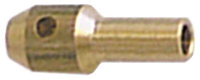 ακροφύσιο πιλότου LPG εσωτερική ø 0,23mm Ποσ. 1 τεμ.