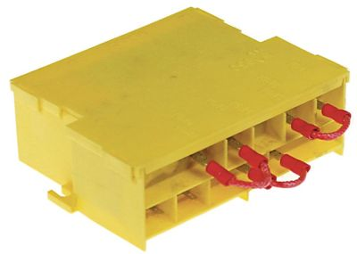 γεννήτρια σπινθηριστή έξοδοι 8 1,5 V/DC  είσοδος F6,3x0,8  έξοδος F2,8x0,8