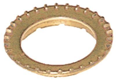 δαχτυλίδι καυστήρα B  ø 60mm