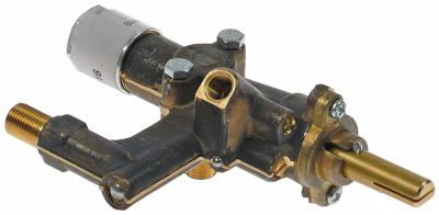 βαλβίδα αερίου COPRECI  τύπος CAL-24200  είσοδος αερίου 1/8″ NPT