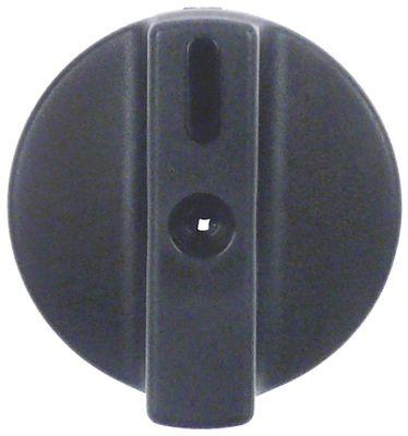 κομβίο ένδειξη μηδέν GIOVENZANA  ø 40mm διάμετρος άξονα 5x5 mm άξοναςmm