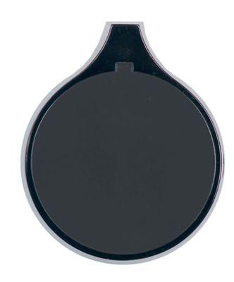 κομβίο γενικής χρήσης ø 72(52) mm μαύρο χωρίς προσαρμογέα/δίσκο ενδείξεων