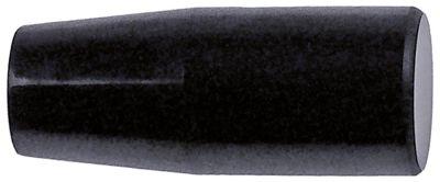 κυλινδρική λαβή σπείρωμα M8  ø 23mm Μ 55mm