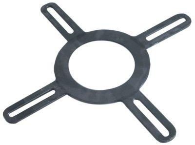 αστέρι Μ 375mm W 375mm κατάλληλο για ηλεκτρικό γουόκ