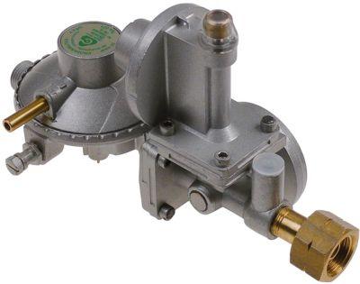 ρυθμιστής πίεσης αερίου εσωτερικές εγκαταστάσεις με βαλβίδα διακοπής ασφαλείας προπάνιο/βουτάνιο