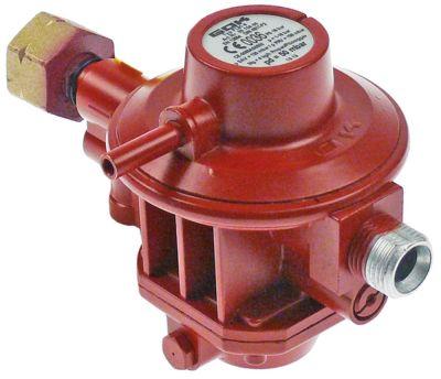 ρυθμιστής πίεσης αερίου FL 91-4  σύνδεσμος μεγάλες φιάλες αερίου - 1/2