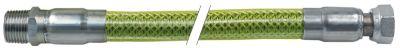 σωλήνας αερίου Μ 1000mm 1/2″ εσωτερικό σπείρωμα - 1/2″ εξωτερικό σπείρωμα