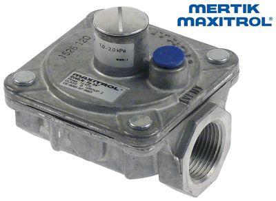 ρυθμιστής πίεσης αερίου RV48LM  σύνδεσμος 3/4