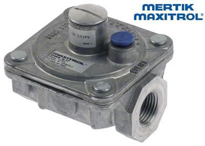 ρυθμιστής πίεσης αερίου RV48LM  σύνδεσμος 1/2