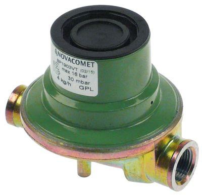ρυθμιστής πίεσης αερίου BP1903VT  σύνδεσμος 1/4