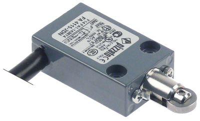 διακόπτης θέσης χυτό αλουμίνιο 1NO/1NC  400V 3A Μ 49mm W 30mm H 16mm προστασία IP67