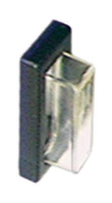 προστατευτικό κάλυμμα διαστ. τοποθέτ.  -  -  -  -  -  -V  -A  -  -  - μετρήσεις στερέωσης 30x11 mm