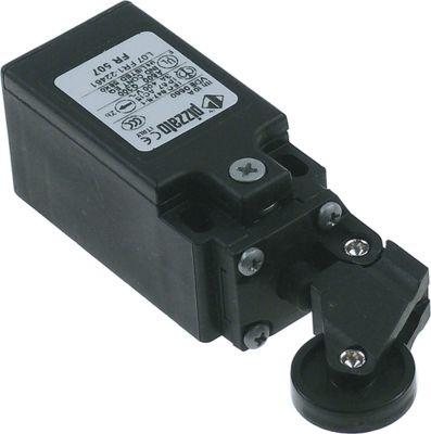 διακόπτης θέσης πλαστικό 1NO/1NC  400V 3A Μ 104mm W 31mm H 31mm προστασία IP67