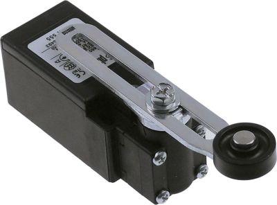 διακόπτης θέσης πλαστικό 1NO/1NC  400V 3A Μ 80mm W 31mm H 31mm προστασία IP67