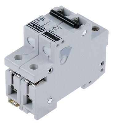 διακόπτης προστασίας αγωγών 1 πόλου + N 32A τύπος ενεργοποίησης K  ονομαστική τιμή 240V