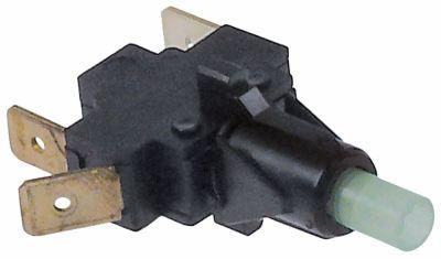 στιγμιαίος διακόπτης 1CO  250V 16A σύνδεσμος αρσενικό εξάρτημα 6,3mm