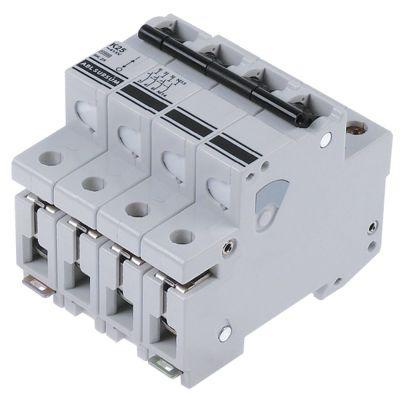 διακόπτης προστασίας αγωγών 3 πόλου + N 25A τύπος ενεργοποίησης K  ονομαστική τιμή 400V