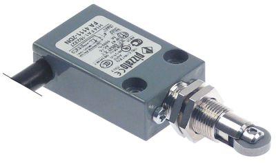 διακόπτης θέσης χυτό αλουμίνιο 1NO/1NC  400V 3A Μ 86mm W 30mm H 16mm προστασία IP67