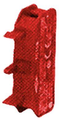 μπλοκ διακόπτη ERSCE  C01B  1NC  μέγ. 230V 10(4) A κόκκινο