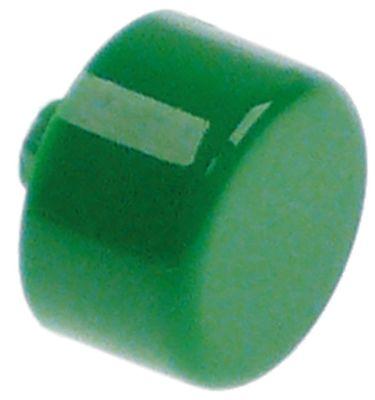 κουμπί πίεσης ø 11,9mm πράσινο