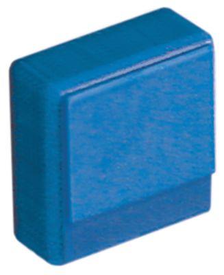 κουμπί πίεσης μέγεθος 23x23 mm μπλε  -  -