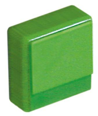 κουμπί πίεσης μέγεθος 23x23 mm πράσινο
