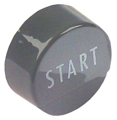 κουμπί πίεσης ø 23mm γκρι START   -