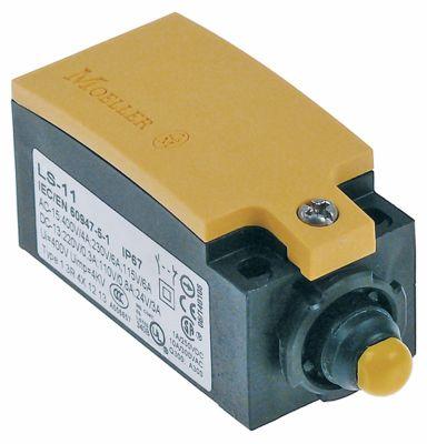 διακόπτης θέσης πλαστικό 1NO/1NC  230V 3A Μ 75mm W 31mm H 33mm προστασία IP66