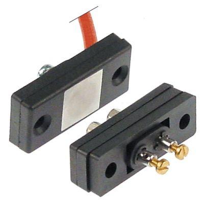 διακόπτης αφής 1NO   -V  -A για συνδυαστικό ατμομάγειρα Μ 47mm W 20mm H 30mm