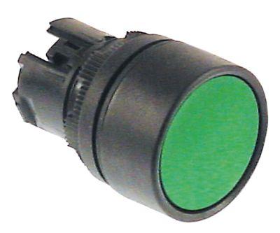 κουμπί πίεσης διαστ. τοποθέτ. ø22mm  φωτιζόμενο πράσινο