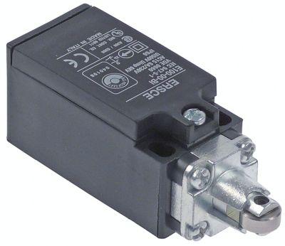 διακόπτης θέσης πλαστικό 1NO/1NC  230V 6A Μ 89mm W 31mm H 33mm προστασία IP66