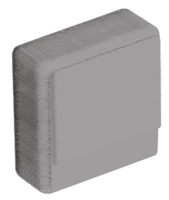 κουμπί πίεσης μέγεθος 23x23 mm γκρι  -  -