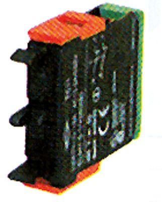 μπλοκ διακόπτη ERSCE  C11  1NC/1NO  μέγ. 400V 10(4) A πράσινο/κόκκινο