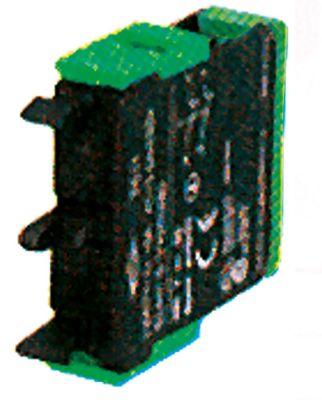 μπλοκ διακόπτη ERSCE  C20  2NO  μέγ. 400V 10(4) A πράσινο/πράσινο