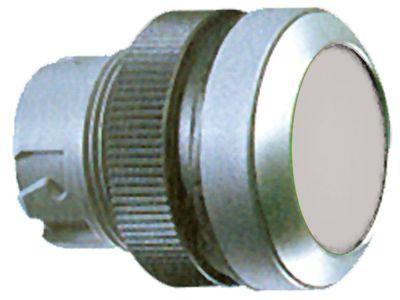 κουμπί πίεσης διαστ. τοποθέτ. ø22mm  στιγμιαίο διαφανές