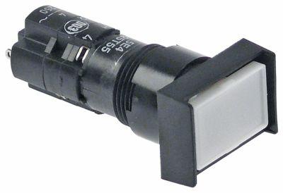 πληκτροδιακόπτης διαστ. τοποθέτ. ø16mm  230V 1NC/1NO